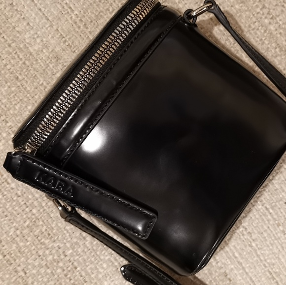 KARA Handbags - KARA Polished Mini Stowaway